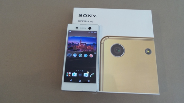 sony xperia m5 - vue 11