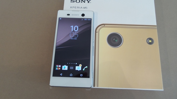 sony xperia m5 - vue 12