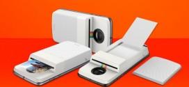 Motorola Moto Mod Polaroid Insta-Share Printer : imprimez et partagez vos photos partout