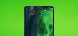 Motorola annonce officiellement la famille Moto G6