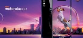 IFA 2018 : Motorola annonce le Motorola One