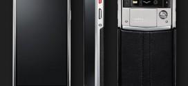 Vertu Signature Touch : un 4G à 7900 Euros