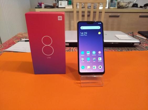 Test du Xiaomi Mi 8 Lite : un excellent compromis