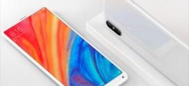 Le Xiaomi Mi Mix 2S proposé à la vente