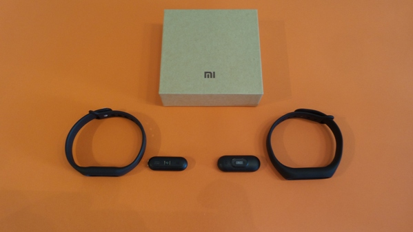 xiaomi miband 2 - vue 03