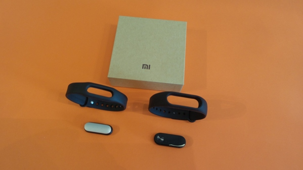 xiaomi miband 2 - vue 04