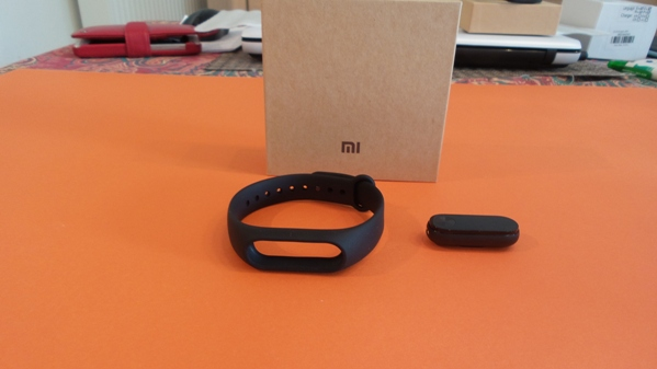 xiaomi miband 2 - vue 05