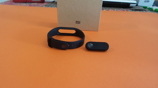 xiaomi miband 2 - vue 06