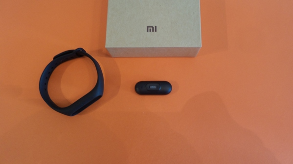 xiaomi miband 2 - vue 07