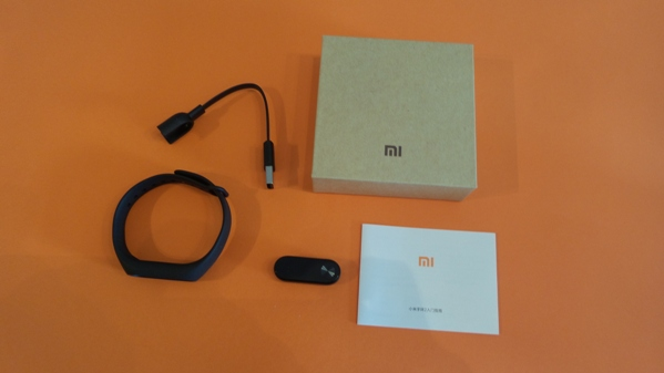 xiaomi miband 2 - vue 09
