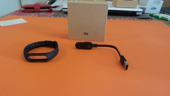 xiaomi miband 2 - vue 10