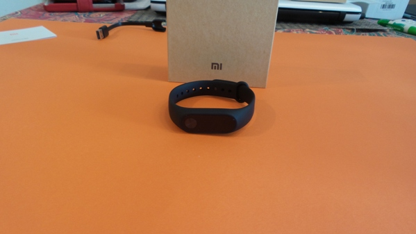 xiaomi miband 2 - vue 11