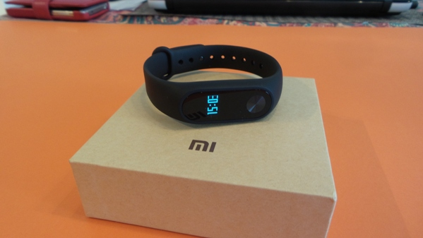 xiaomi miband 2 - vue 16