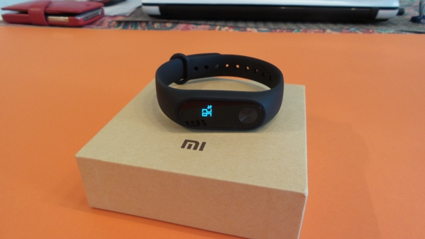 xiaomi miband 2 - vue 17