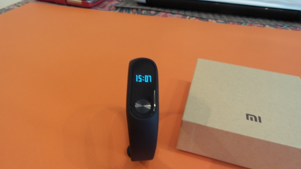 xiaomi miband 2 - vue 19