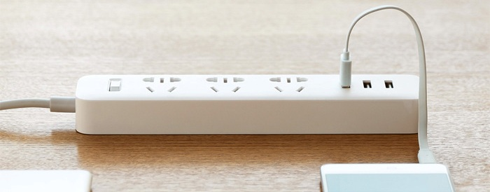 xiaomi multi-purpose smart power strip - vue 01