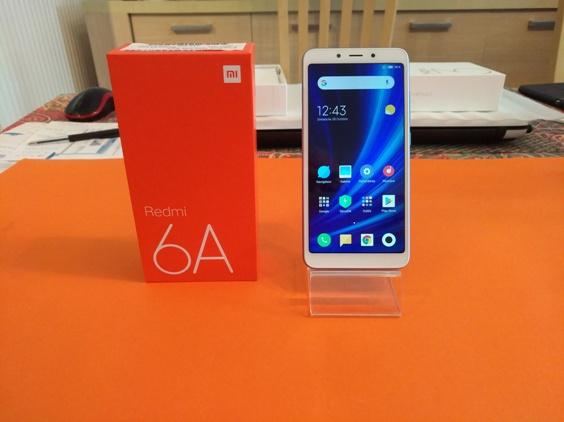Test du Xiaomi Redmi 6A : son premier smartphone