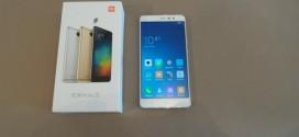 Test du Xiaomi Redmi Note 3 Pro : un phablet élégant et performant