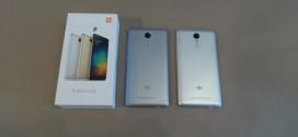 Comparatif Xiaomi Redmi Note 3 vs Xiaomi Redmi Note 3 Pro