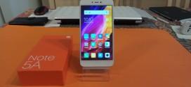 Test du Xiaomi Redmi Note 5A : mieux qu'un low cost