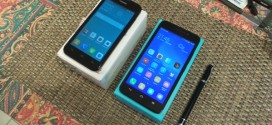Test comparatif  : Huawei Ascend Y550 vs Huawei Ascend G620S