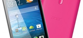 Acer Liquid Z4 : so girly