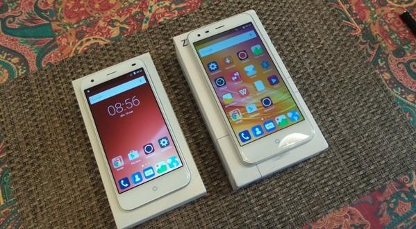 Test comparatif ZTE Blade S6 vs ZTE Blade S6 Plus : quelle ...