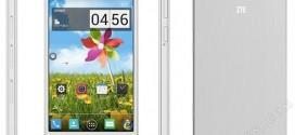ZTE : un smartphone 8 coeurs compatible 4G LTE