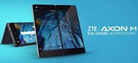 ZTE Axon M : le smartphone à deux écrans