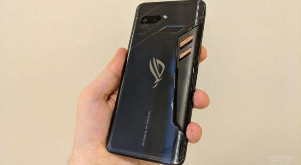 L'Asus ROG Phone 2 bientôt annoncé