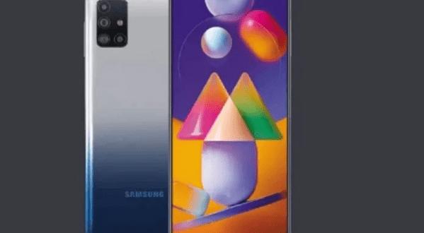Samsung Galaxy M62 : une batterie de forte capacité