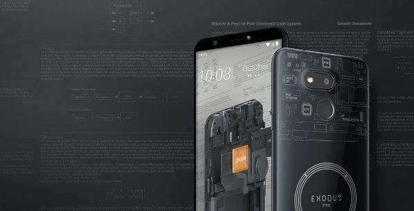 HTC Exodus 1S : un smartphone crypto-monnaie d'entrée de gamme