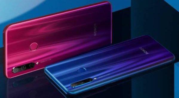 Le Huawei Honor 20i annoncé dans les rayons
