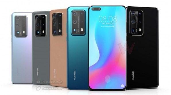Huawei P40 Pro : la date de lancement confirmée