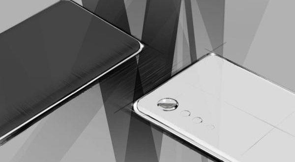 LG dévoile le design de ses futurs smarphones