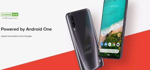 Xiaomi Mi A3 : ne faites pas la mise à jour