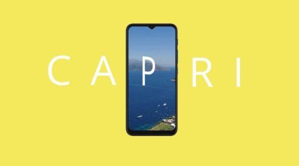 Motorola Capri : un nouveau smartphone d'entrée de gamme