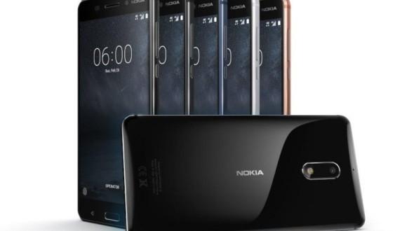 Nokia 6 Arte Black Hinta