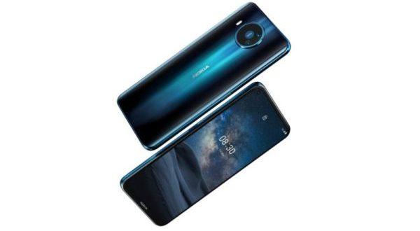 Nokia 8.3 : une vidéo promotionnelle