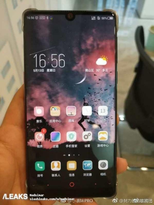 1Nubia-Z18-screen