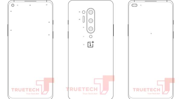 OnePlus 8 Pro : un schéma le dévoile