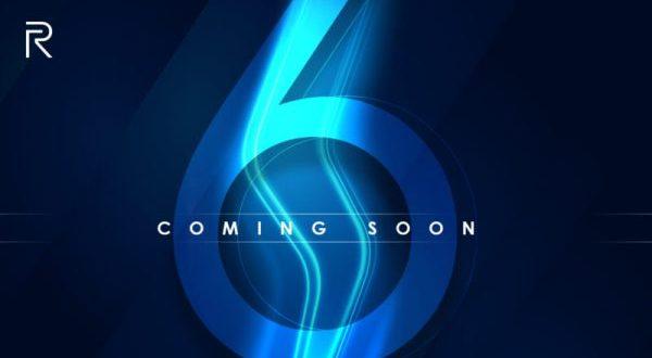 Le Realme 6 lancé le 5 mars prochain