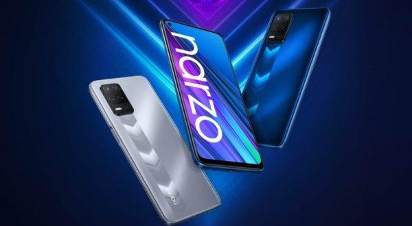 Le realme Narzo 30 5G vendu avec une grosse promotion