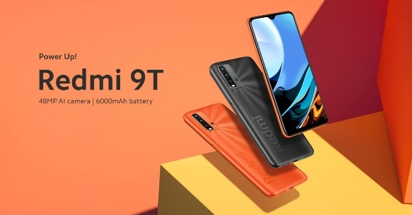 Redmi 9T : il est disponible en version globale