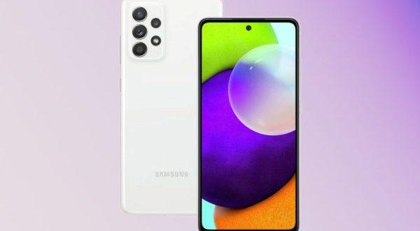 Samsung confirme le Galaxy A52 5G