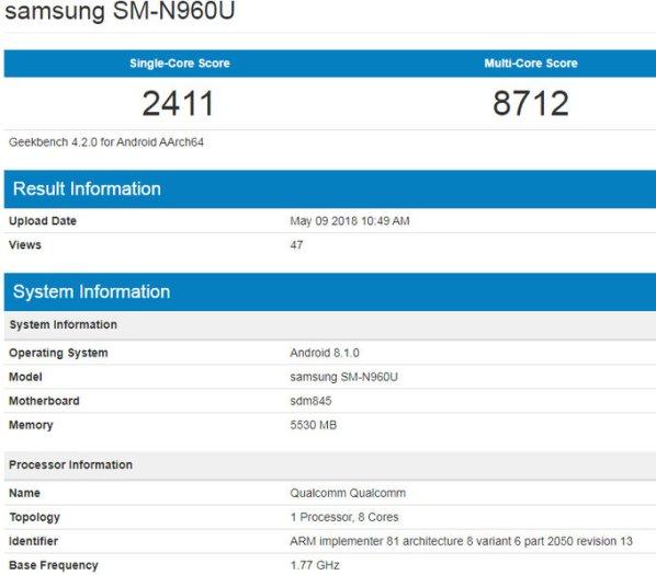 1Samsung-Galaxy-Note-9 benchs