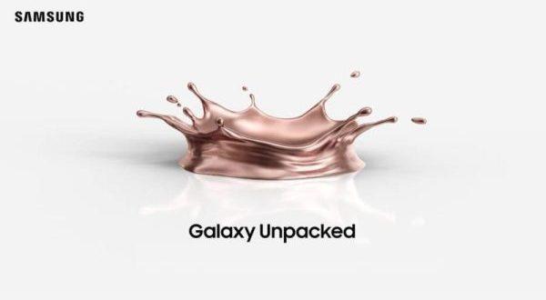 Prochain événement Samsung Galaxy Unpacked : la date officielle est connue