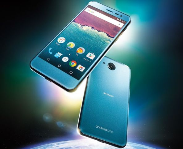 1Sharp-507SH-Android-One
