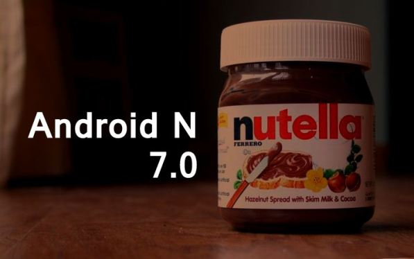 1android-n-nutella