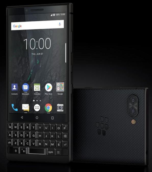 1blackberry key2 black